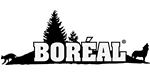 boreal logo pet food dog supply