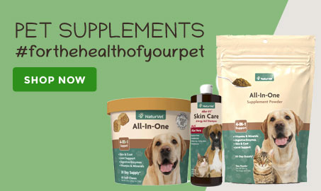 Pet Supplements Banner