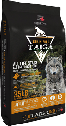Taiga Grain Free Product chicken